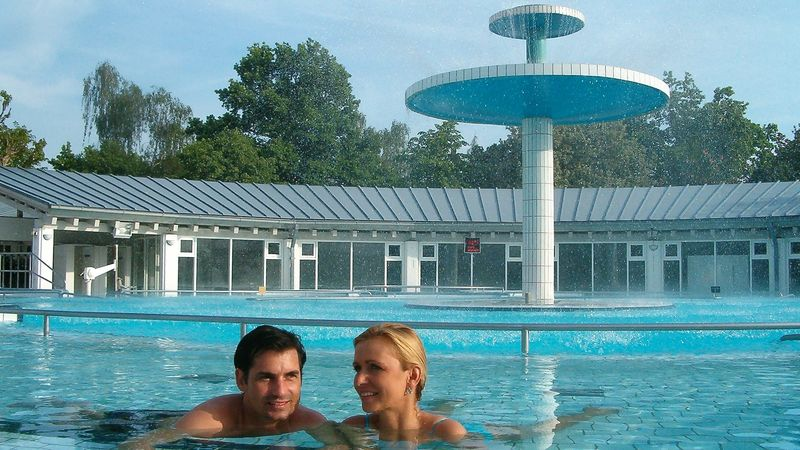 Bad Füssing // Therme 1
